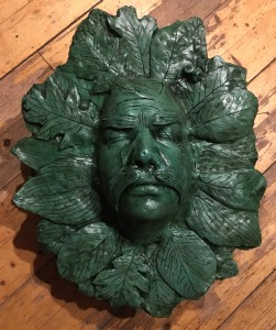 The Green Man - SOLD